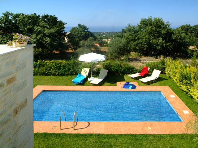 Villa Aloe - Swimming Pool